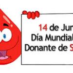 DIA MUNDIAL DEL DONANTE DE SANGRE